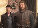 Ned and Littlefinger - online jigsaw puzzle - 160 pieces
